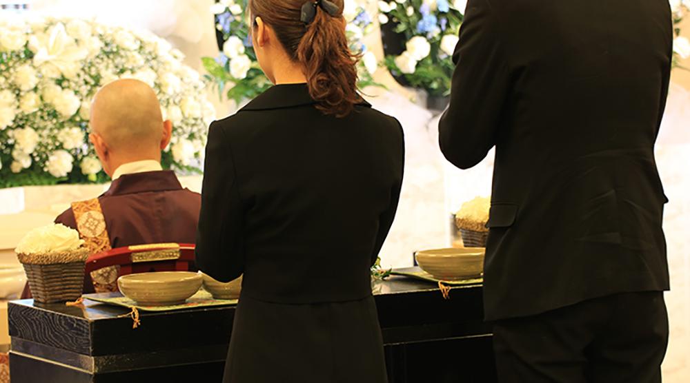草加市の家族葬のまとめの写真